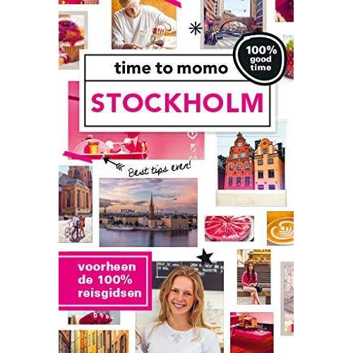 Eline Snauwaert - Stockholm (Time to momo) - Preis vom 16.04.2021 04:54:32 h