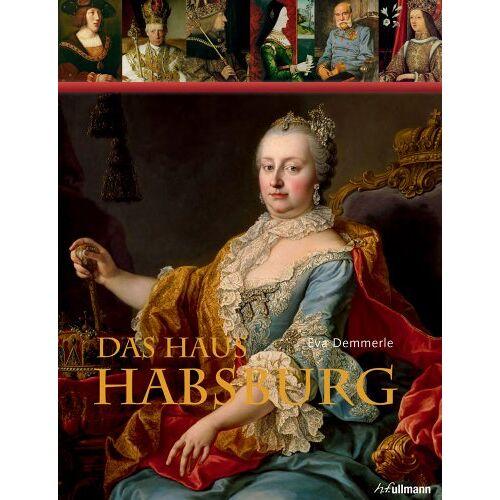 Eva Demmerle - Das Haus Habsburg - Preis vom 27.02.2021 06:04:24 h