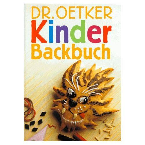 Oetker, August (Dr. Oetker) - Kinder Backbuch - Preis vom 19.04.2021 04:48:35 h