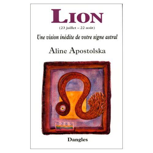 Aline Apostolska - Signe astral : le lion - Preis vom 12.04.2021 04:50:28 h