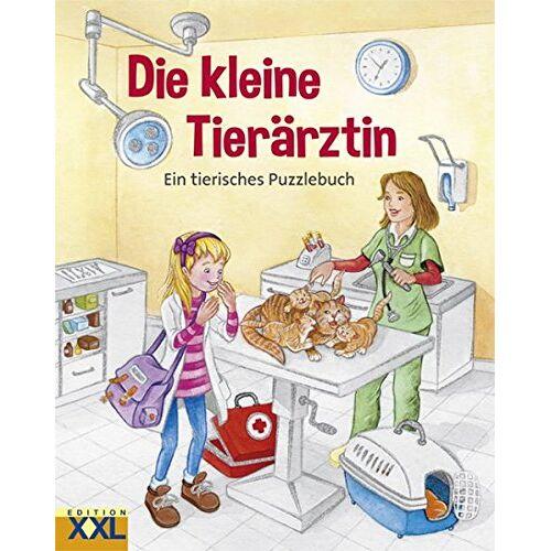 - Die kleine Tierärztin: Ein tierisches Puzzlebuch - Preis vom 12.05.2021 04:50:50 h