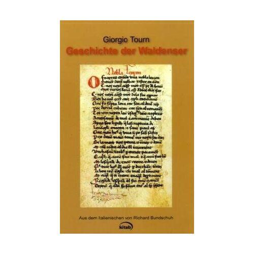Giorgio Tourn - Geschichte der Waldenser - Preis vom 20.10.2020 04:55:35 h