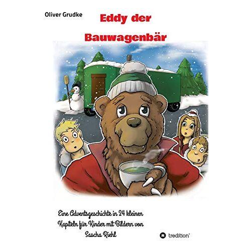 Oliver Grudke - Eddy der Bauwagenbär - Preis vom 18.04.2021 04:52:10 h