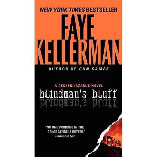 Faye Kellerman - Blindman's Bluff: A Decker/Lazarus Novel (Decker/Lazarus Novels, Band 18) - Preis vom 20.10.2020 04:55:35 h