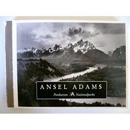 Ansel Adams - Postkarten: Nationalparks - Preis vom 24.02.2021 06:00:20 h