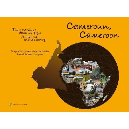 Benjamin Fourtanier - Cameroun, Cameroon - Preis vom 25.01.2021 05:57:21 h