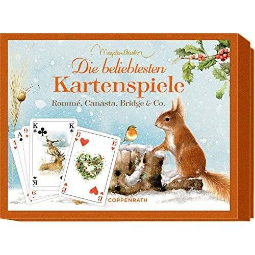 - Schachtelspiel - Die beliebtesten Kartenspiele: Rommé, Canasta, Bridge & Co. - Preis vom 13.04.2021 04:49:48 h
