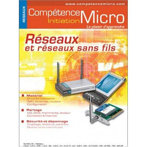 Divers - Reseaux et Reseaux Sans Fil - Preis vom 07.09.2020 04:53:03 h