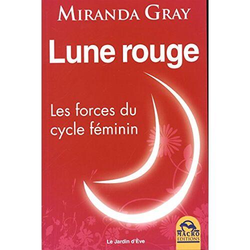- Lune rouge : Les forces du cycle féminin - Preis vom 12.05.2021 04:50:50 h