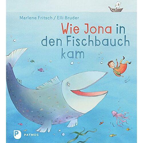 Marlene Fritsch - Wie Jona in den Fischbauch kam - Preis vom 06.03.2021 05:55:44 h