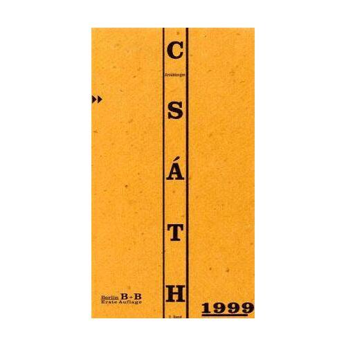 Géza Csath - Erzählungen: 2. Band - Preis vom 12.05.2021 04:50:50 h