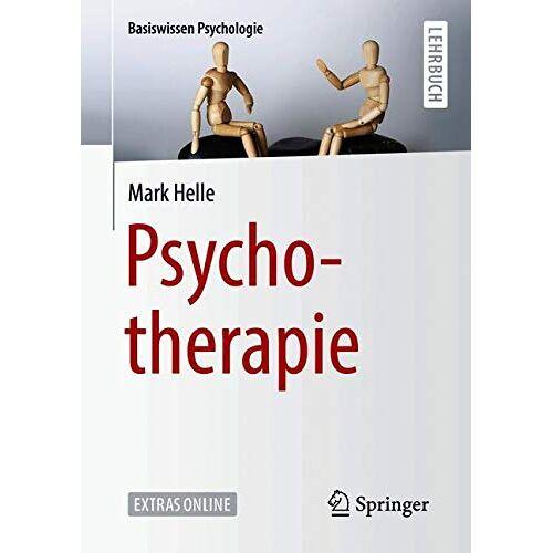 Mark Helle - Psychotherapie (Basiswissen Psychologie) - Preis vom 23.10.2020 04:53:05 h