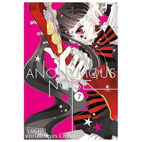 Ryoko Fukuyama - Anonymous Noise 7: Mit cooler Maske in der ersten Auflage! - Preis vom 01.03.2021 06:00:22 h