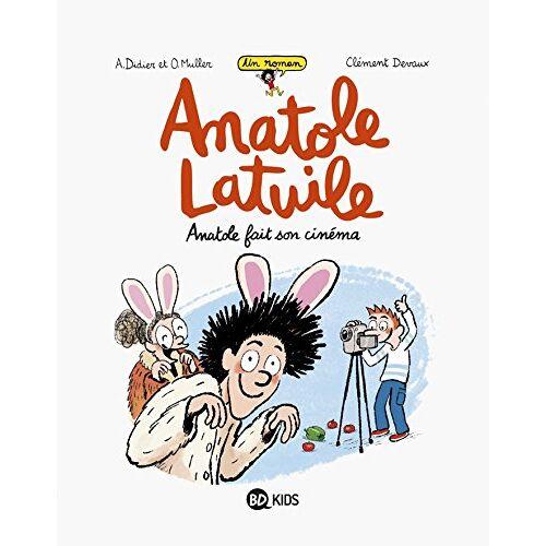 - Un roman Anatole Latuile, Tome 2 : Anatole fait son cinéma - Preis vom 05.09.2020 04:49:05 h