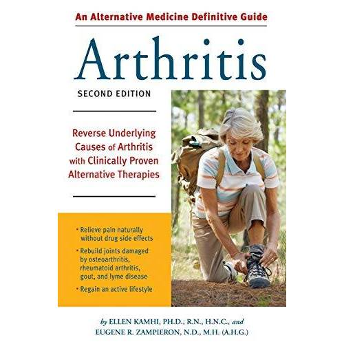 Ellen Kamhi - An Alternative Medicine Guide to Arthritis: Reverse Underlying Causes of Arthritis with Clinically Proven Alternative Therapies (Alternative Medicine Guides) - Preis vom 28.10.2020 05:53:24 h