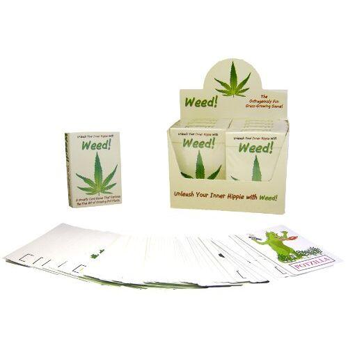 - Weed the Card Game (Kartenspiele) - Preis vom 31.03.2020 04:56:10 h