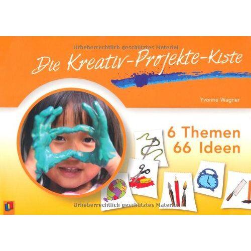 Yvonne Wagner - Die Kreativ-Projekte-Kiste: 6 Themen - 66 Ideen - Preis vom 20.10.2020 04:55:35 h