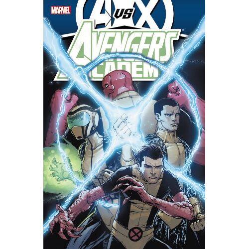 Christos Gage - Avengers vs. X-Men (Avengers/X-Men) - Preis vom 07.07.2020 05:03:36 h