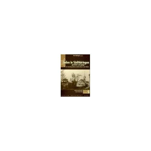 Hans Nothnagel - Juden in Südthüringen geschützt und gejagt, 6 Bde., Bd.5, Jüdische Gemeinden in der Vorderrhön - Preis vom 20.10.2020 04:55:35 h