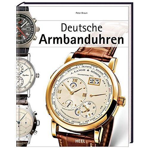 Peter Braun - Deutsche Armbanduhren - Preis vom 23.02.2020 05:59:53 h