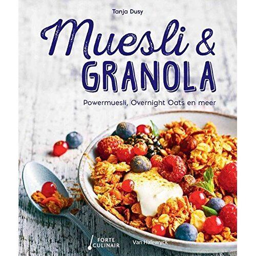 Tanja Dusy - Muesli & granola - Preis vom 24.01.2021 06:07:55 h
