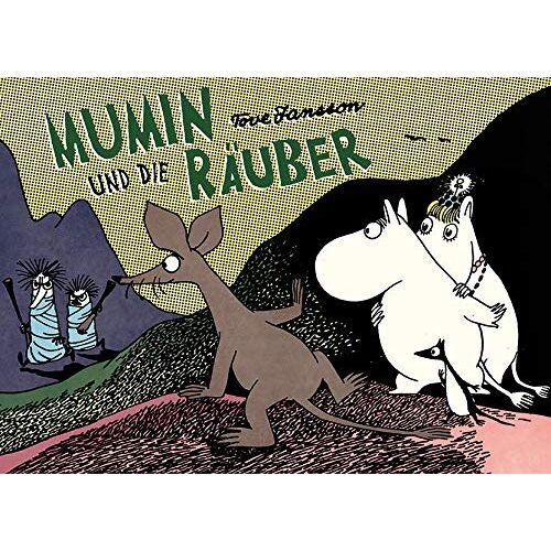 Tove Jansson - Mumin und die Räuber (Mumins) - Preis vom 21.04.2021 04:48:01 h