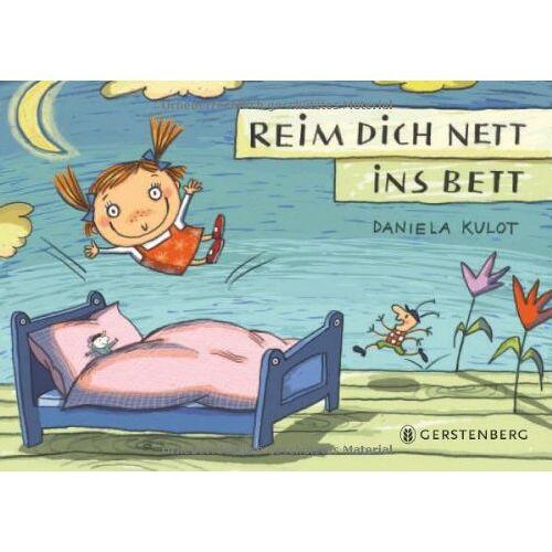 Daniela Kulot - Reim dich nett ins Bett - Preis vom 20.10.2020 04:55:35 h