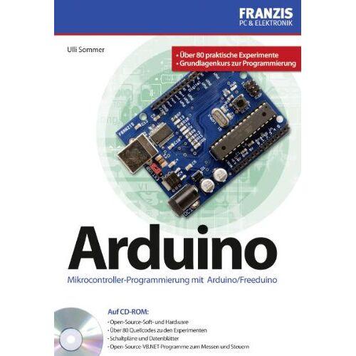 Ulli Sommer - Praxisbuch Arduino - Mikrocontroller-Programmierung mit Arduino und Freeduino - Preis vom 25.02.2021 06:08:03 h