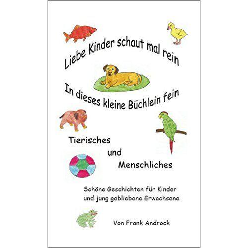Frank Androck - Tierisches und Menschliches - Preis vom 12.05.2021 04:50:50 h
