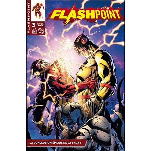 Urban - Flashpoint, Tome 3 : Dc classiques tome 3 flashpoint - Preis vom 10.04.2021 04:53:14 h