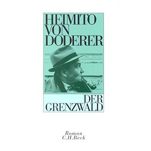 Doderer, Heimito von - Der Grenzwald: Roman - Preis vom 09.05.2021 04:52:39 h