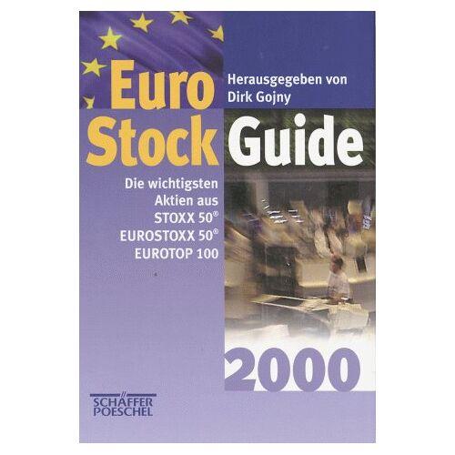 Dirk Gojny - Euro Stock Guide 2000 - Preis vom 17.04.2021 04:51:59 h