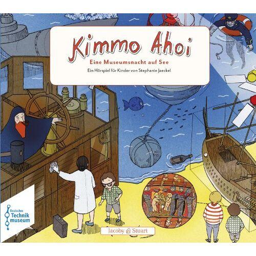 Stephanie Jaeckel - Kimmo ahoi!: Eine Museumsnacht auf See - Preis vom 13.05.2021 04:51:36 h