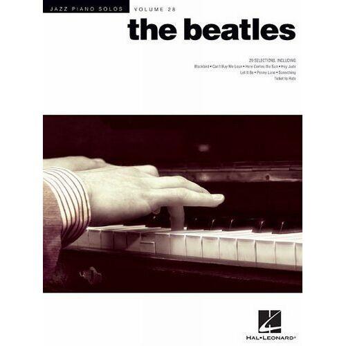 The Beatles - The Beatles: Songbook für Klavier (Jazz Piano Solos, Band 28) - Preis vom 21.10.2020 04:49:09 h
