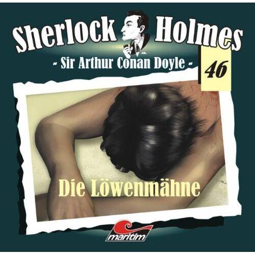 Doyle, Arthur Conan - Sherlock Holmes 46: Die Löwenmähne - Preis vom 27.09.2020 04:53:55 h
