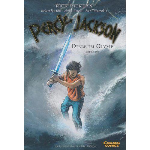 Robert Venditti - Percy Jackson (Comic), Band 1: Percy Jackson - Diebe im Olymp (Comic): Der Comic - Preis vom 25.02.2021 06:08:03 h