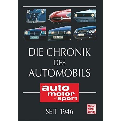 auto motor und sport - Die Chronik des Automobils seit 1946 - Preis vom 15.01.2021 06:07:28 h
