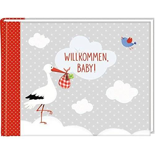 - Eintragalbum - BabyGlück - Unser Baby - Preis vom 27.10.2020 05:58:10 h