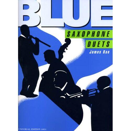 - Blue Saxophone Duets. Saxophon - Preis vom 22.01.2021 05:57:24 h