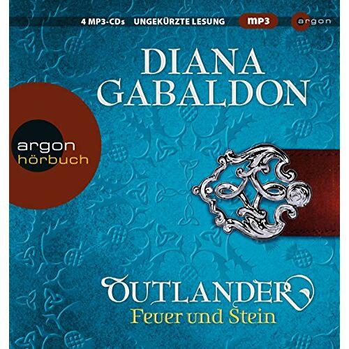 Diana Gabaldon - Outlander - Feuer und Stein - Preis vom 26.03.2020 05:53:05 h