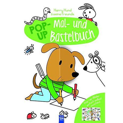 - Pop-Up Mal- und Bastelbuch Hund - Preis vom 21.01.2021 06:07:38 h