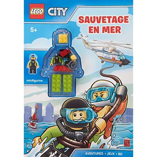 - Lego City Sauvetage en mer (TOURNON LEGO) - Preis vom 03.04.2020 04:57:06 h