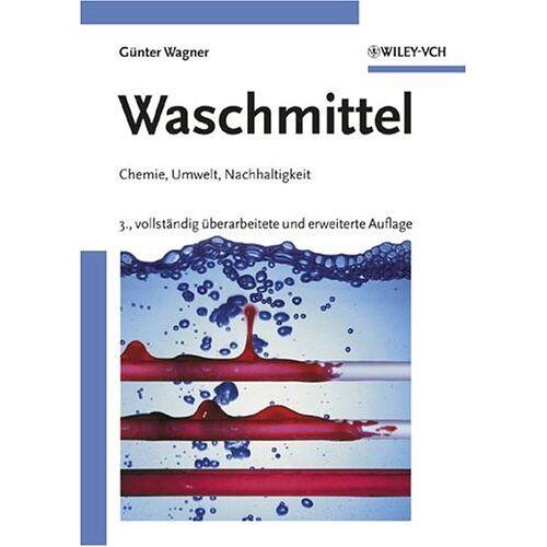 Günther Wagner - Waschmittel. Chemie, Umwelt, Nachhaltigkeit - Preis vom 23.01.2021 06:00:26 h