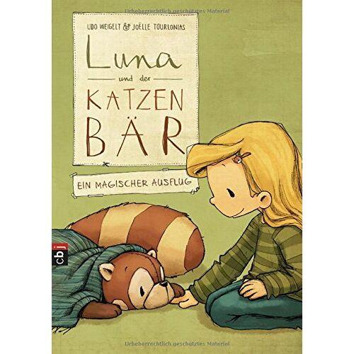 Udo Weigelt - Luna und der Katzenbär - Ein magischer Ausflug (Die Katzenbär-Reihe, Band 3) - Preis vom 16.01.2021 06:04:45 h