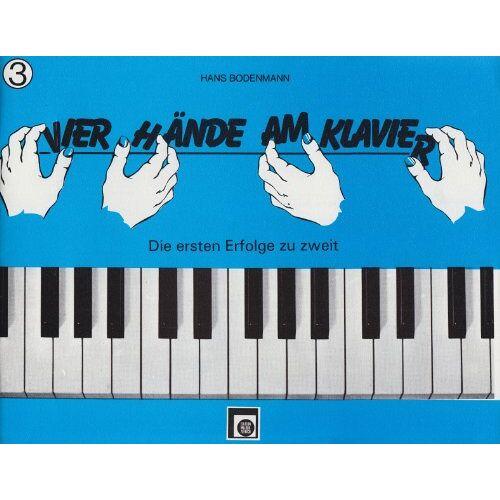 - 4 Haende am Klavier 3. Klavier zu 4 Händen - Preis vom 21.10.2020 04:49:09 h
