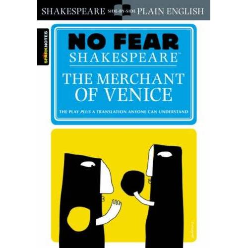 William Shakespeare - No Fear Shakespeare: Merchant of Venice (Sparknotes No Fear Shakespeare) - Preis vom 21.10.2020 04:49:09 h