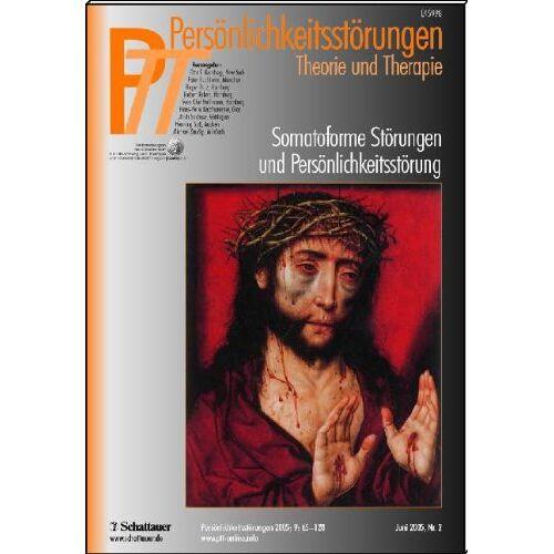 Kernberg, Otto F. - Persönlichkeitsstörungen PTT: Somatoforme Störungen und Persönlichkeitsstörungen: 34 - Preis vom 25.10.2020 05:48:23 h