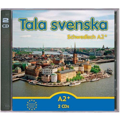 Guttke, Erbrou Olga - Tala svenska - Schwedisch / Tala svenska -Schwedisch A2+: CD-Set (2 CDs) - Preis vom 23.02.2021 06:05:19 h