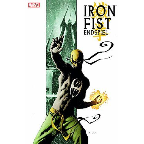 Ed Brubaker - Iron Fist: Endspiel - Preis vom 22.10.2020 04:52:23 h