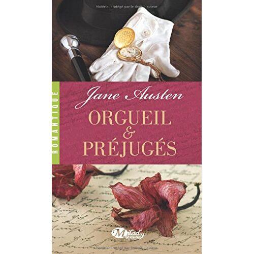 Jane Austen - Orgeuil et préjugés - Preis vom 20.10.2020 04:55:35 h